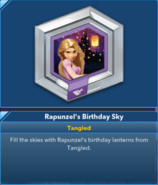 Rapunzel's Birthday Sky 3.0