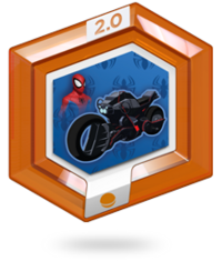 Spider-Cycle