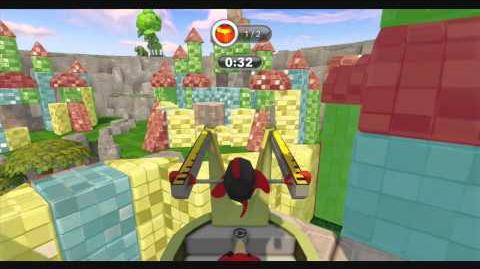 """""""Castles and Slingshots"""" Adventure Playthrough - Disney Infinity Toy Box"""