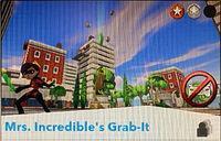 Adventure-character-Mrs. Incredible's Grab-It