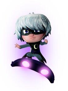 Luna Girl vector