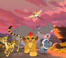Lion Guard (group)