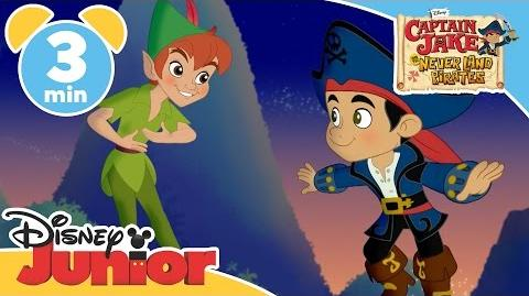 Captain Jake and the Never Land Pirates Pirate Fool's Day! Disney Junior UK