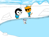 The Octonauts and the Snow Leopard Seal