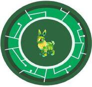 Lucky Rabbit Power Disc