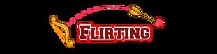 Flirting logo