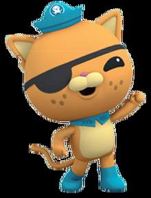 Kwazii Cat