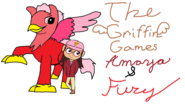The Griffin Games Amaya and Fury