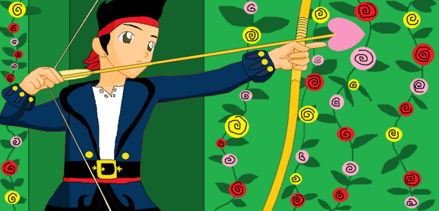 File:Captain Jake uses Cupid's bow and Arrow.png