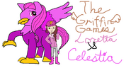 The Griffin Games Loretta and Celestia