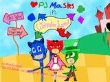 PJ Masks in Wonderland
