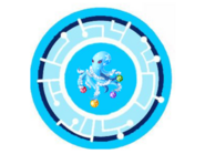 Ornament Octopus Power Disc