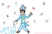 Miles' Wonderland Transformation