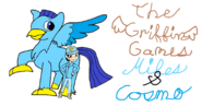 The Griffin Games Miles and Cosmo