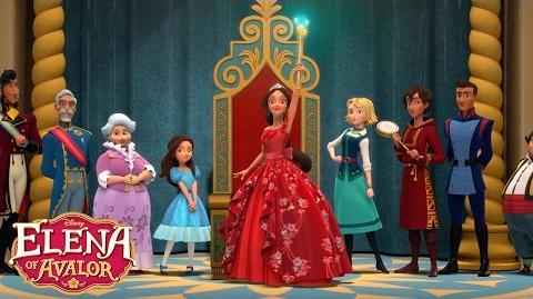 Trailer Elena of Avalor Disney Channel