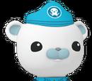 Captain Barnacles Bear