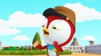 Peck's Bent Beak