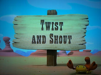 Twist and Shout title card