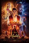 Aladdin 2019 Theatrical Poster