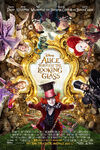 Alice Through the Looking Glass (2016) Poster