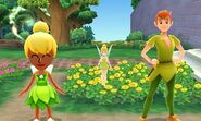 DWM2 - Tinker Bell Flowers