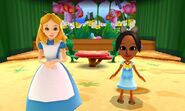 DMW2 - Alice and Mii