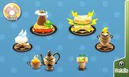 Hercules Cafe Recipes