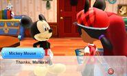 Mickey Mouse Met Mii - DMW2