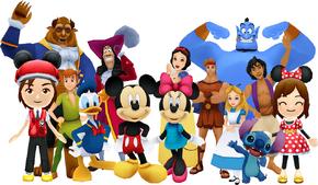 DMW - Disney Gang 01