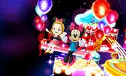 Mii and Minnie Mouse DS - DMW2