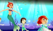 The Little Mermaid DS - DMW2 03