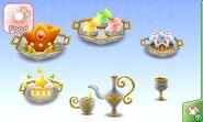DMW2 - Cinderella Recipes