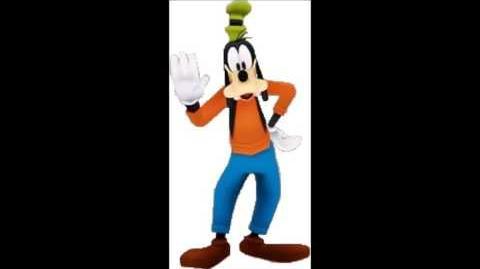 Disney Magical World - Goofy Voice