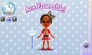 Minnie Cute Outfit