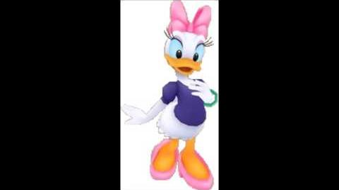 Disney Magical World - Daisy Duck Voice