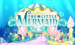 The Little Mermaid Logo - DMW2