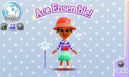 Ariel Modern Outfit