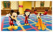 Mickey Pluto and Mii Photos