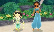 DMW2 - Mii and Jasmine