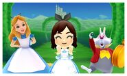 Alice and White Photos