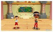 Pinocchio and Mii Photos - DMW2