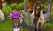 DMW2 - Captain Jack Sparrow Treasure Box