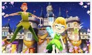 Peter Pan and Tinker Bell Photos