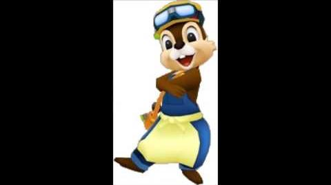Disney Magical World - Chip Chipmunk Voice