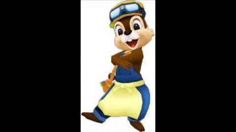 Disney Magical World - Chip Chipmunk Voice