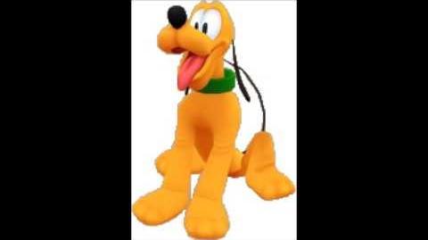 Disney Magical World - Pluto Voice