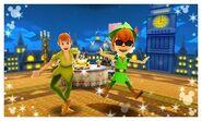 Twin Peter Pan's Photos