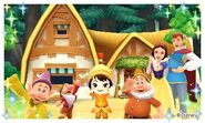 Snow White Prince Dwarfs and Mii Photos