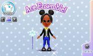 Mickey Tuxedo Outfit