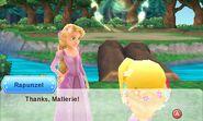 DMW2 - Rapunzel Met Mii